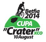 "Cupa ""Crater"" XCO Betfia 2014 - ""Crater"" XCO  Kupa  - Betfia 2014"