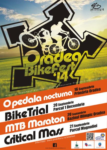 Saptamana Mobilitatii in Oradea